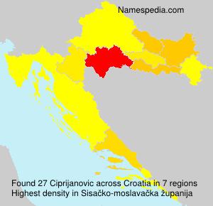Ciprijanovic