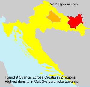 Cvancic - Croatia