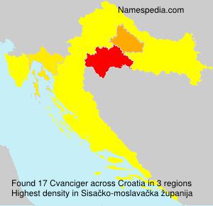 Cvanciger - Croatia