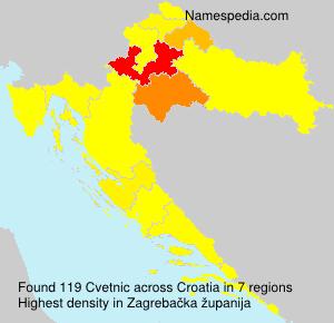 Cvetnic - Croatia