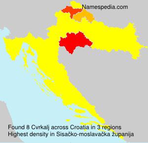 Cvrkalj - Croatia