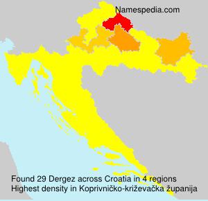 Dergez - Croatia