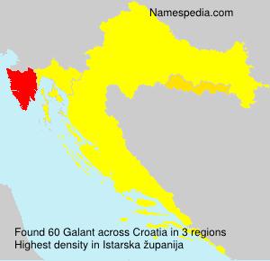 Galant - Croatia