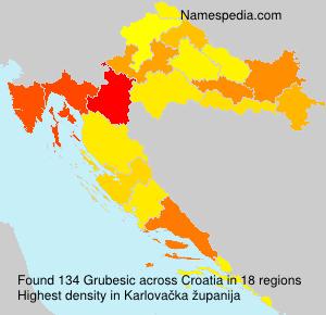 Grubesic