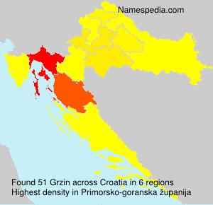 Grzin - Croatia