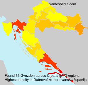 Gvozden - Croatia