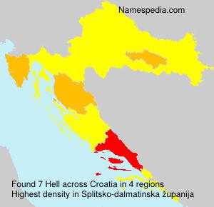 Hell - Croatia