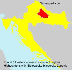 Hestera