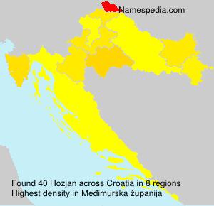 Hozjan - Croatia