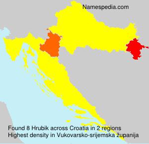 Hrubik - Croatia