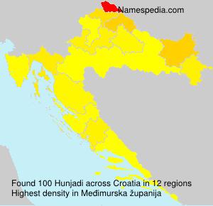 Hunjadi - Croatia