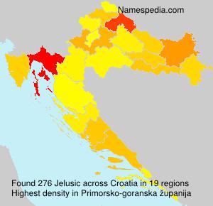 Jelusic - Croatia