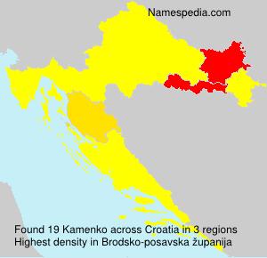 Kamenko - Croatia