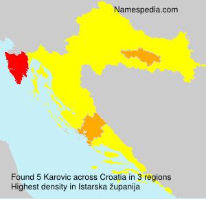 Karovic