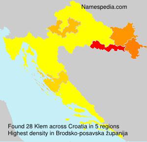 Klem - Croatia