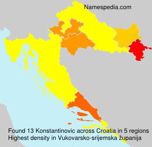Konstantinovic