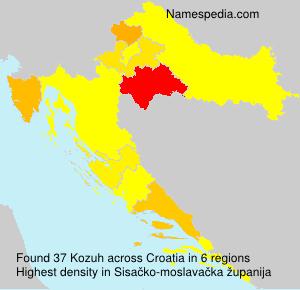 Kozuh - Croatia