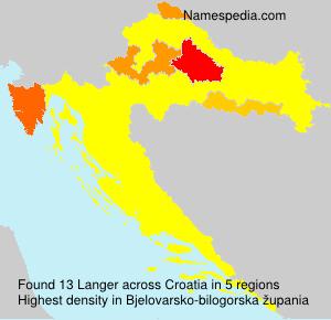 Langer - Croatia