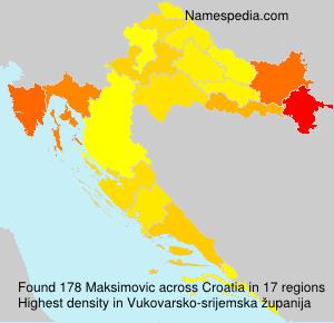 Maksimovic - Croatia