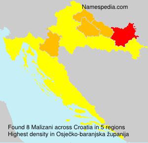 Malizani - Croatia