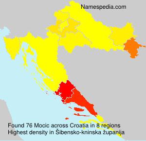 Mocic - Croatia