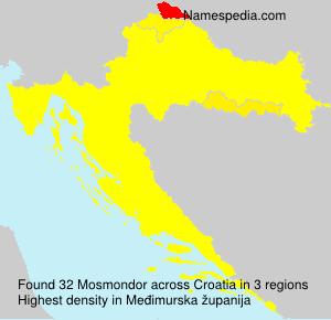 Mosmondor