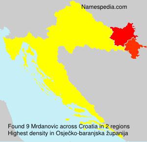 Mrdanovic