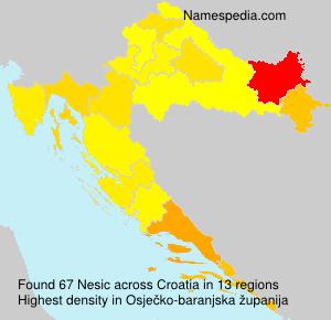 Nesic - Croatia