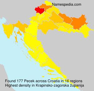Pecek - Croatia