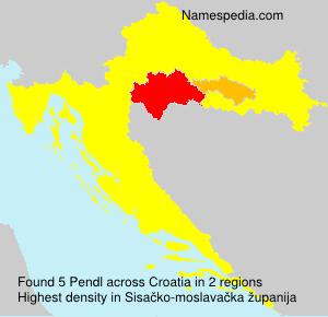 Pendl - Croatia