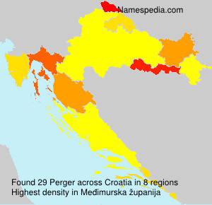 Perger - Croatia
