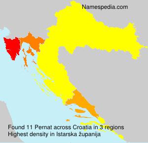 Pernat - Croatia