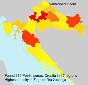 Petrlic - Croatia