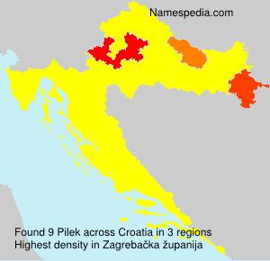 Pilek - Croatia