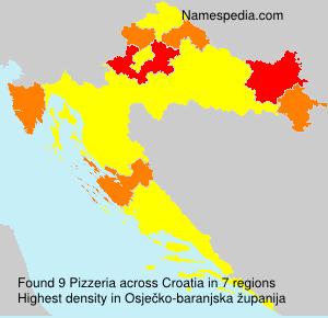 Pizzeria - Croatia