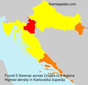 Sarenac - Croatia