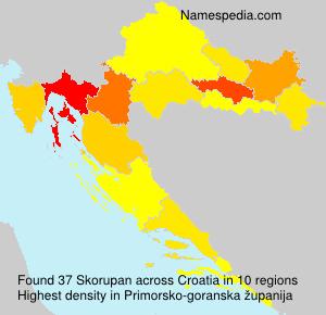 Skorupan - Croatia