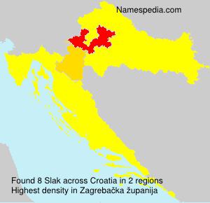 Slak - Croatia