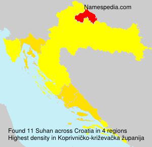 Suhan - Croatia