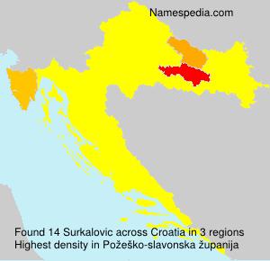 Surkalovic