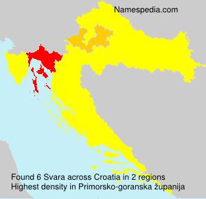 Svara - Croatia