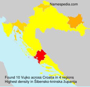 Vujko - Croatia