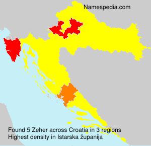 Zeher - Croatia