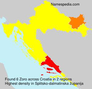 Zoro - Croatia