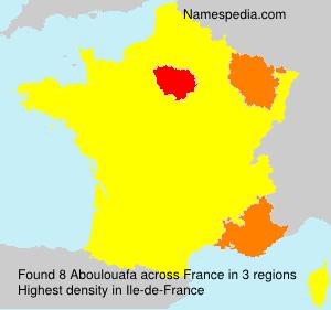 Aboulouafa - France