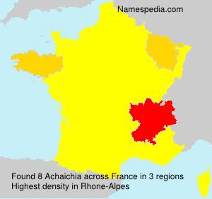 Achaichia