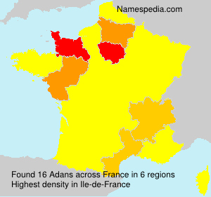 Adans - France