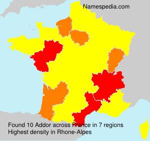Addor - France