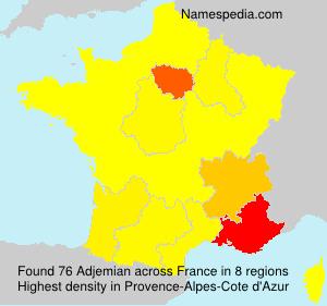 Adjemian - Names Encyclopedia