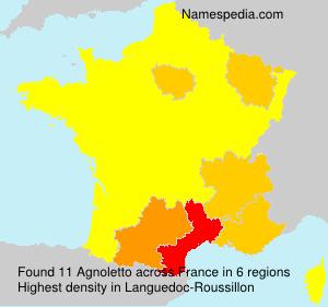 Agnoletto - France
